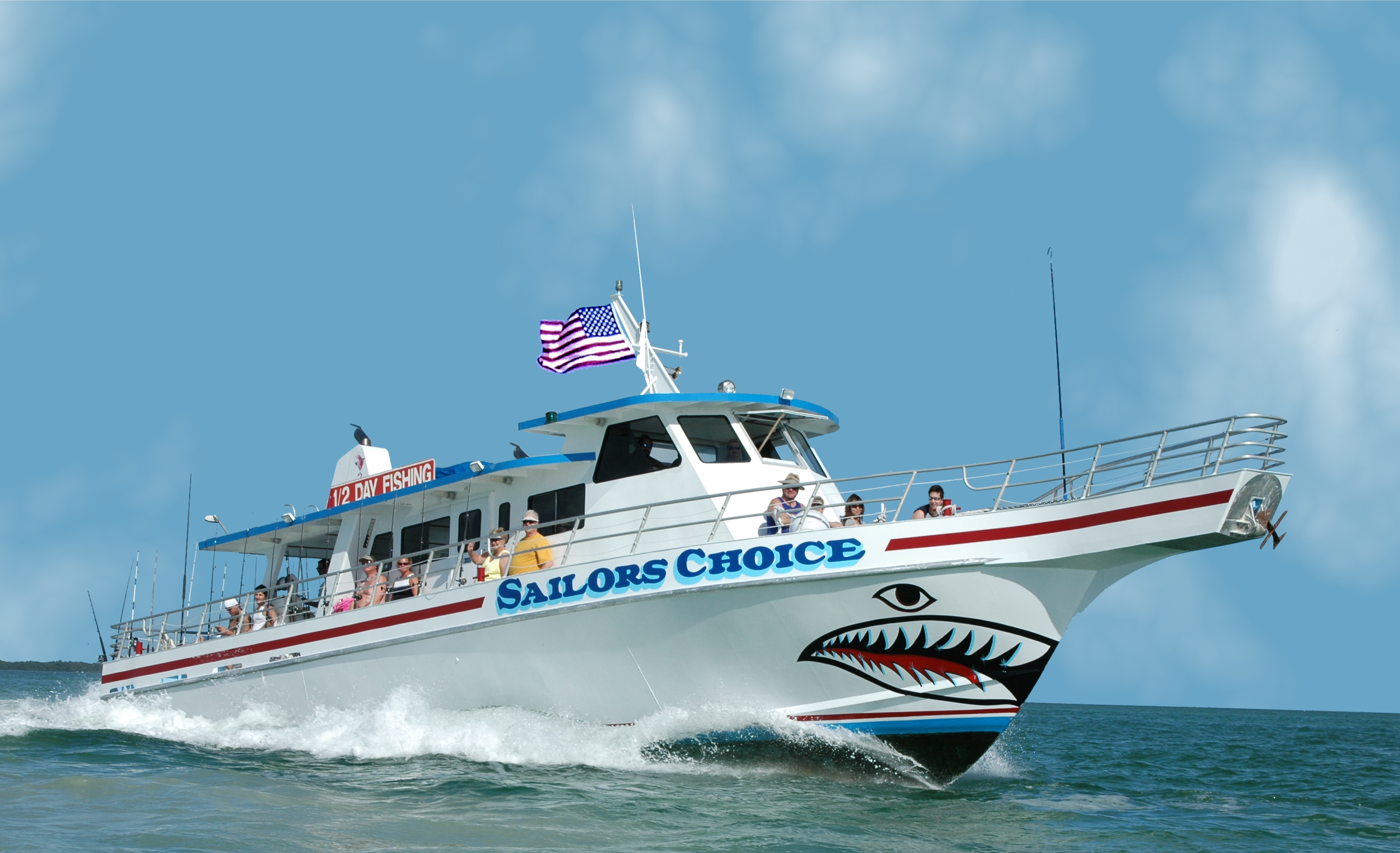 sailors choice party fishing boat best deals discounts