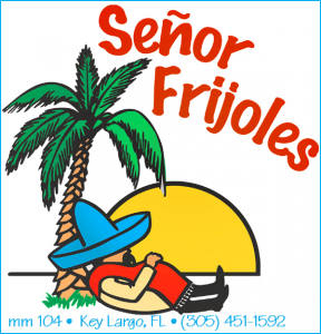 Senor Frijoles Logo Key Largo Fl