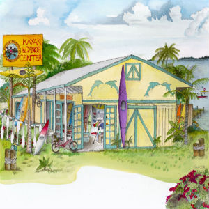 Florida Bay Outfitters Key Largo Kayak Shop